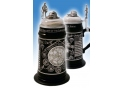 Iraqi Freedom History Stein with sand