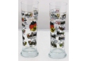 Germanys Places of Interest Column Glass