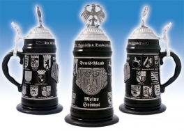 German Lands of the Federal Republic Stein