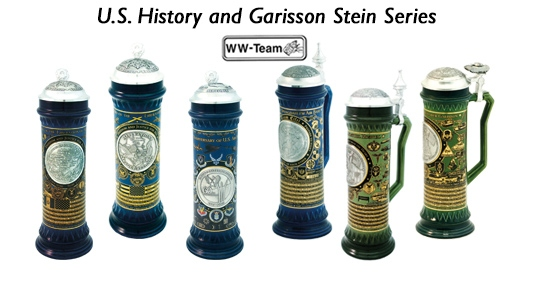 U.S. History and Garisson Stein Series